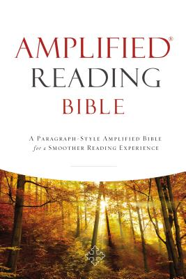 Image of Amplified Reading Bible, Hardcover other