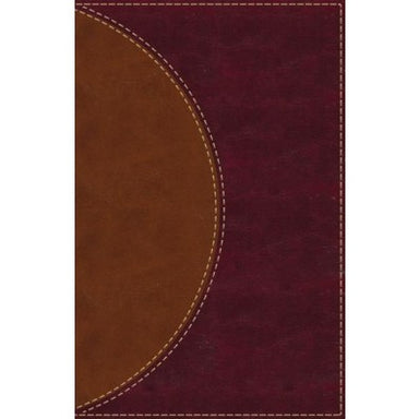 Image of Amplified Reading Bible, Leathersoft, Brown other