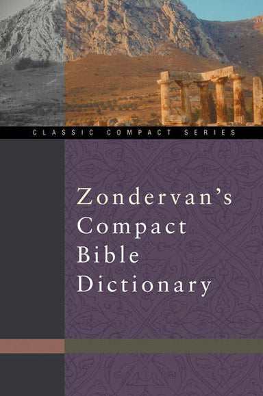 Image of Zondervan's Compact Bible Dictionary other