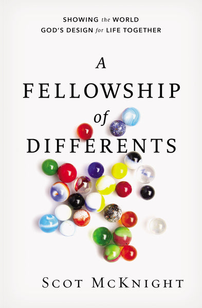 Image of A Fellowship of Differents other