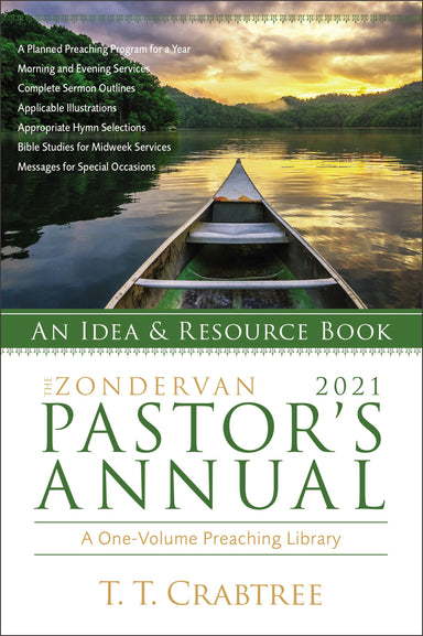 Image of The Zondervan 2021 Pastor's Annual other