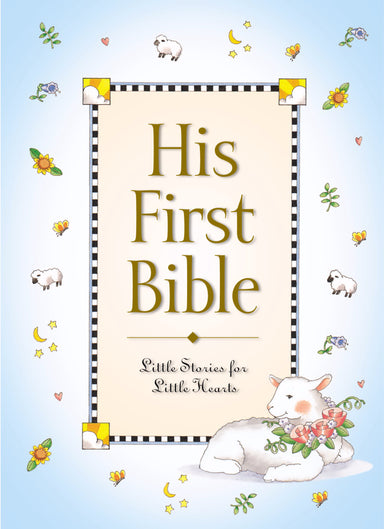 Image of His First Bible other