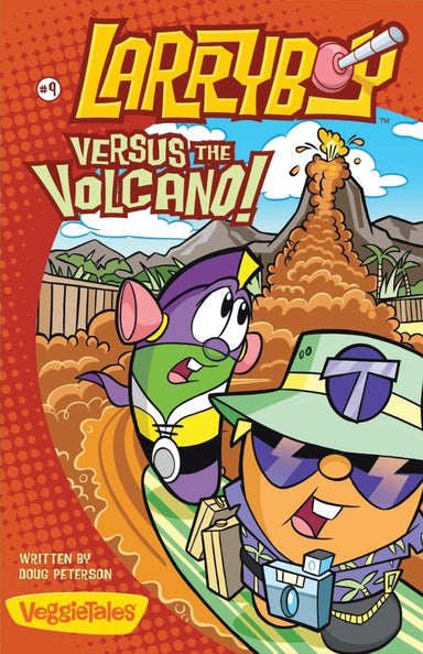 Image of Larry Versus the Volcano other