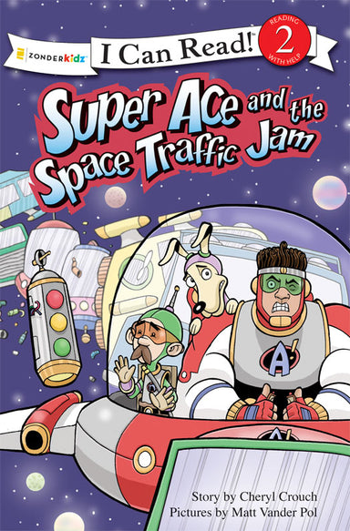 Image of Super Ace And The Space Traffic Jam other
