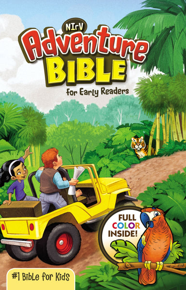 Image of Adventure Bible for Early Readers-NIRV other