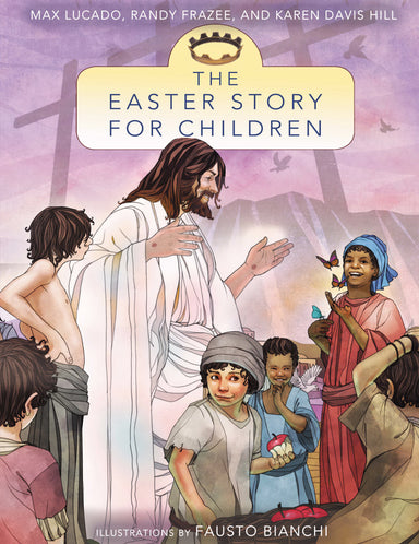 Image of The Easter Story for Children other