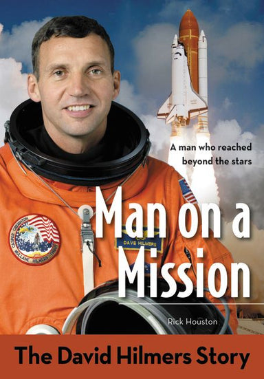 Image of Man On A Mission The David Hilmers Story other