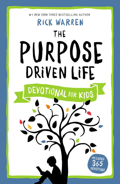 Image of The Purpose Driven Life Devotional for Kids other
