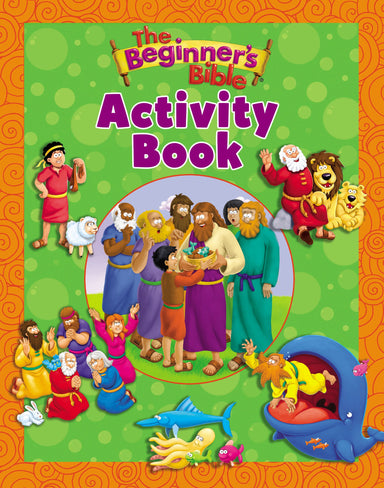 Image of The Beginner's Bible Activity Book other