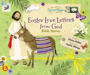 Image of Easter Love Letters from God other