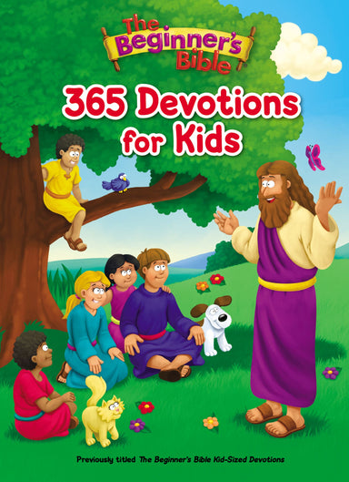 Image of The Beginner's Bible 365 Devotions for Kids other