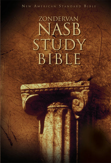 Image of NASB Study Bible: Hardback other