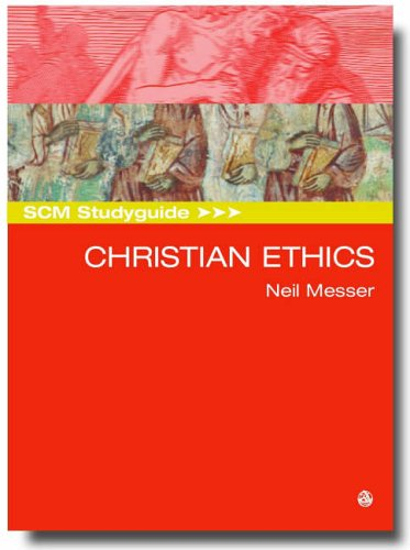 Image of SCM Studyguide: Christian Ethics other