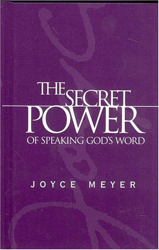 Image of The Secret Power of Speaking God's Word other