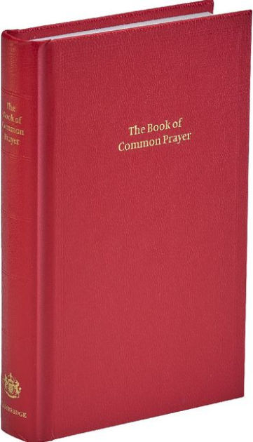 Image of Book of Common Prayer: Standard Edition: Red Hardback other