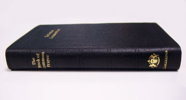 Image of Book of Common Prayer Standard Edition : Black French Morocco Leather other