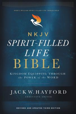 Image of NKJV Spirit-Filled Life Bible Third Edition, Blue, Hardback, Word Studies, Kingdom Dynamics Notes, Thematic Charts, Guided Prayers, Book Introductions, Outlines, Study Notes other