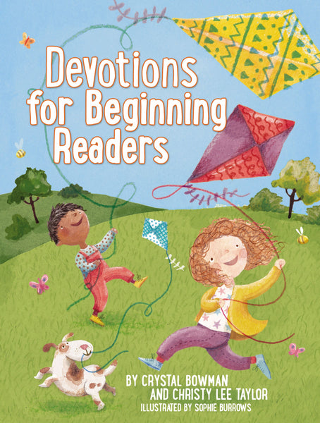Image of Devotions for Beginning Readers other