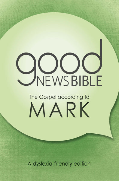 Image of GNB Dyslexia-Friendly Gospel of Mark other