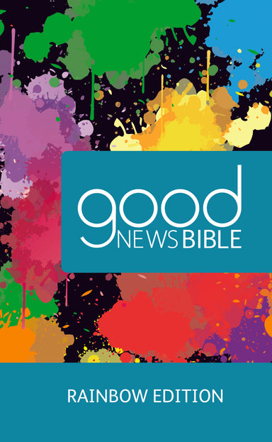 Image of Good News Bible (GNB) Rainbow Bible other