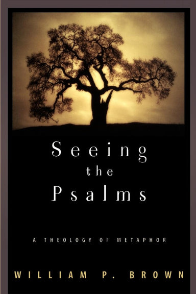 Image of Seeing the Psalms other