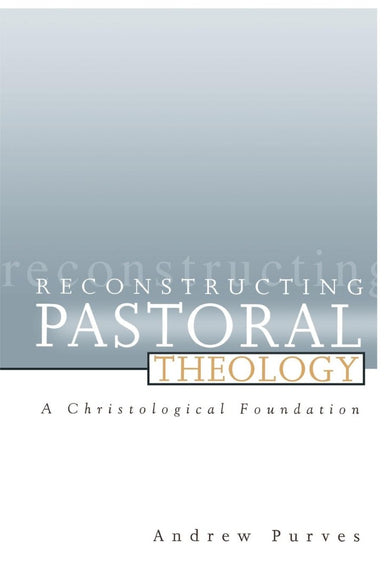 Image of Reconstructing Pastoral Theology other