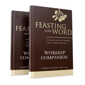 Image of Feasting on the Word Worship Companion, Year B - Two-Volume Set: Liturgies for Year B other