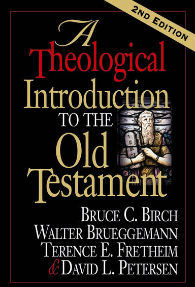 Image of A Theological Introduction to the Old Testament other