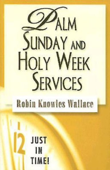Image of Palm Sunday And Holy Week Services other