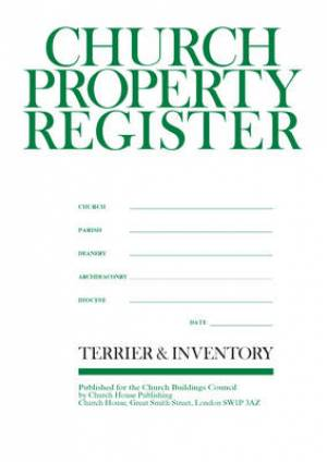 Image of Church Property Register Insert other