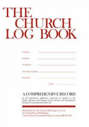 Image of The Church Log Book Loose Leaf Pages Only other