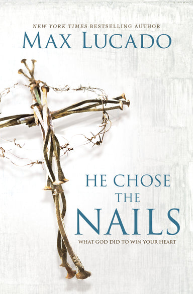 Image of He Chose The Nails other