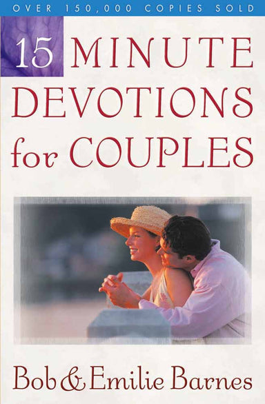 Image of 15-Minute Devotions for Couples other