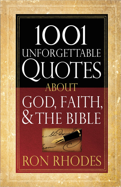 Image of 1001 Unforgettable Quotes About God F other