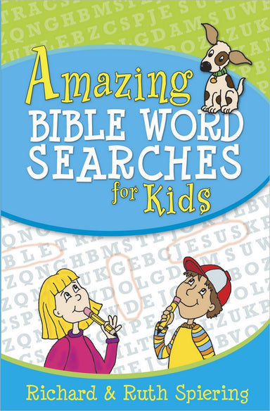 Image of Amazing Bible Word Searches For Kids other