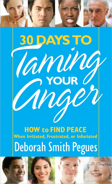 Image of 30 Days To Taming Your Anger other