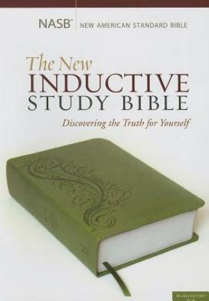 Image of Nasb New Inductive Study Bible Lth Lk Gr other