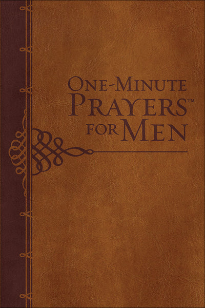 Image of One-Minute Prayers for Men Gift Edition other