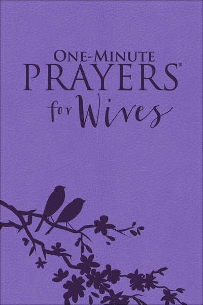 Image of One-Minute Prayers for Wives other