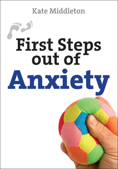 Image of First Steps Out of Anxiety other
