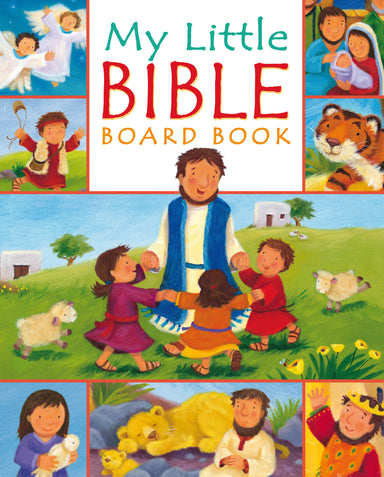 Image of My Little Bible Board Book other