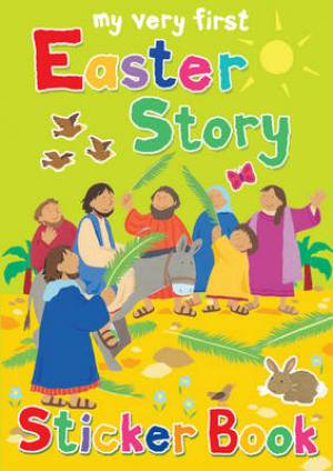 Image of My Very First Easter Story Sticker Book other