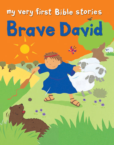 Image of Brave David other