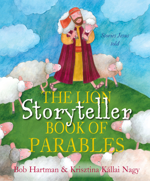 Image of The Lion Storyteller Book of Parables other