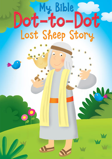 Image of My Bible Dot-to-Dot Lost Sheep Story other