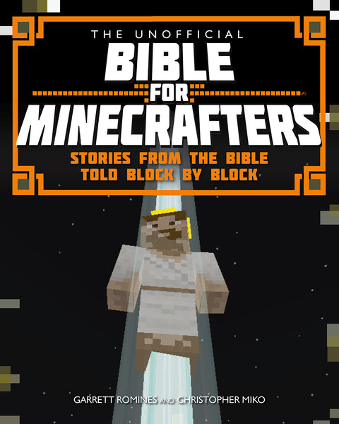 Image of The Unofficial Bible for Minecrafters other