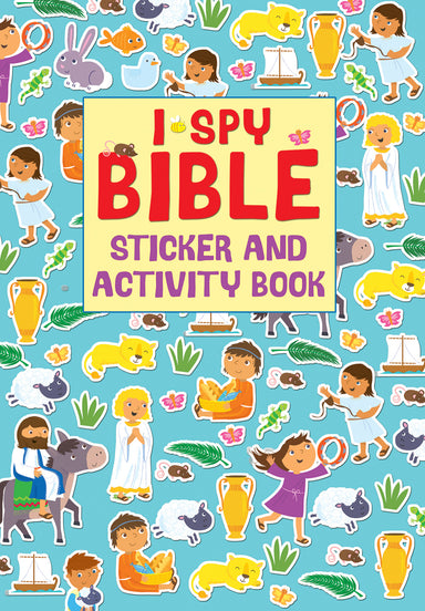 Image of I Spy Bible Sticker Book other