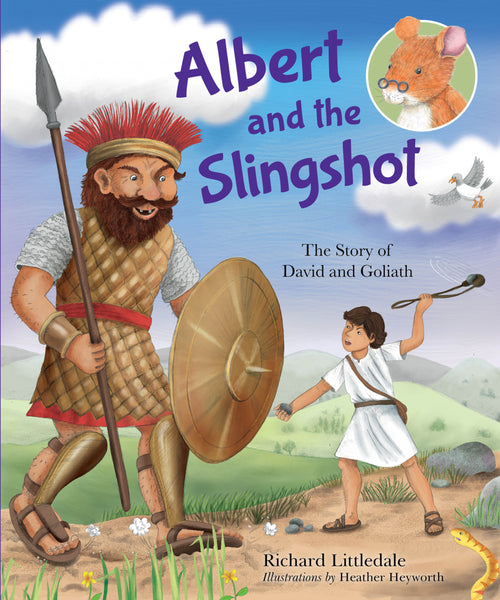 Image of Albert and the Slingshot other