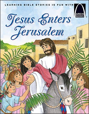Image of Jesus Enters Jerusalem other