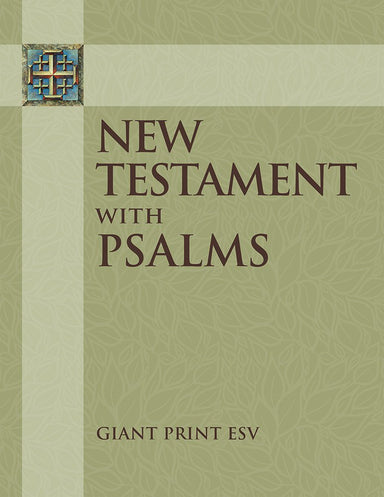 Image of ESV New Testament With Psalms Giant Print other